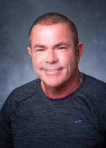 Author Michael O'Keefe