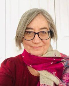 Author Ginny Sassaman